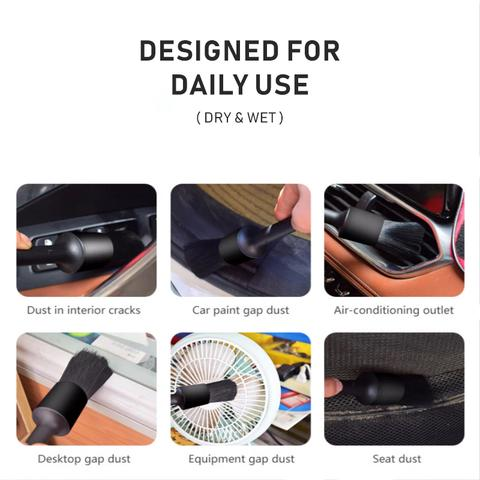 Car Cleaning Brush Set