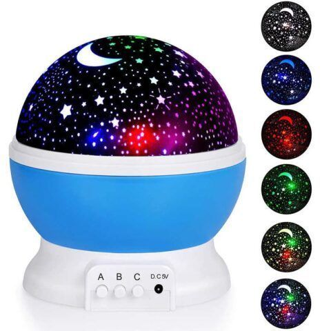 Night Sky Projector