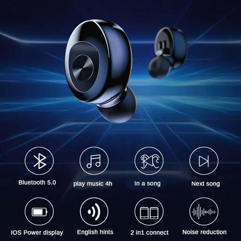 TWS Bluetooth 5.0 Earphone